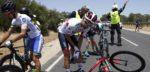 Riabushenko loopt polsbreuk op in openingsetappe Tour Down Under