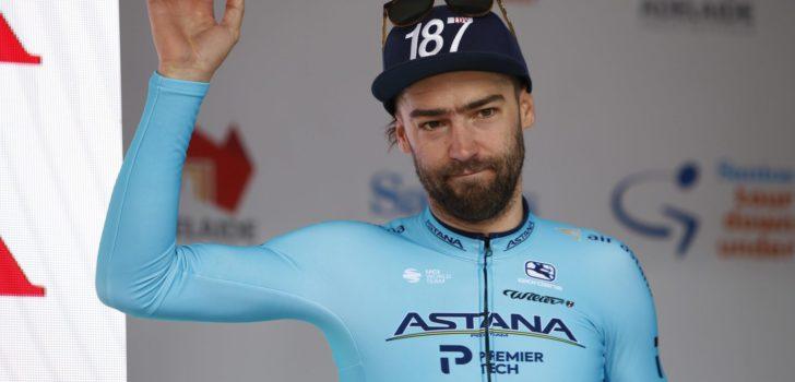 De Vreese en Sajnok uit Tour Down Under, Piancavallo kleurt roze, WK Wielrennen 2027