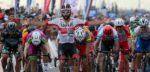 Gaviria wint chaotische sprint in San Juan, vierde plaats voor Allegaert