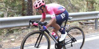 Sergio Higuita maakt debuut in klimklassiekers