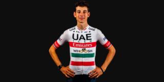 Formolo rijdt bij UAE Emirates zonder volledige tricolore