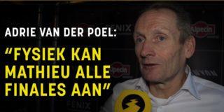 """Adrie van der Poel: """"Koers-tactisch verandert er niet veel voor Alpecin-Fenix"""""""