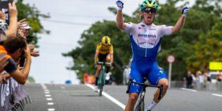 Archbold bezorgt Deceuninck-Quick-Step de titel van Nieuw-Zeeland