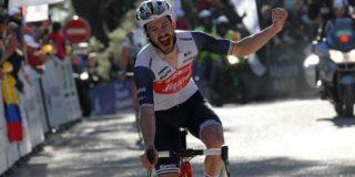 Quintana wint Tour du Var, vroege vluchter Bernard viert op Mont Faron