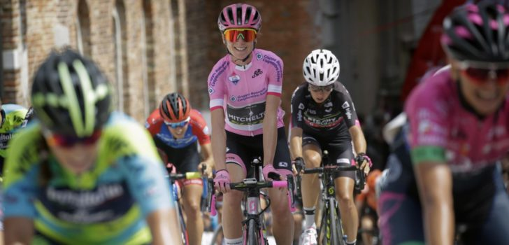 Giro Rosa mogelijk door Zuid-Italië, Franse wegrenners naar WK baan