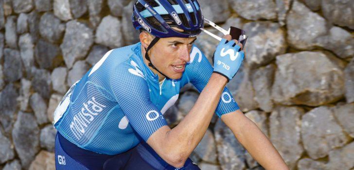 Verkouden Enric Mas uit Vuelta a Murcia
