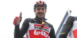 Lotto Soudal zonder zieke John Degenkolb in Volta ao Algarve