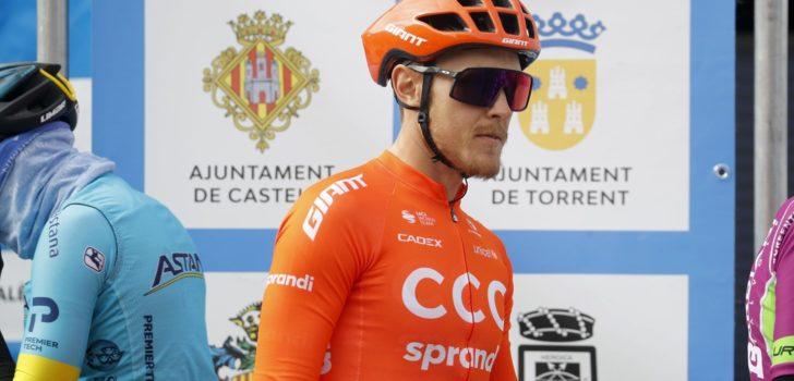 "Matteo Trentin richt zich tot UCI: ""Vandaag was gekkenwerk"""