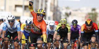 Groenewegen spurt naar tweede ritwinst in Ronde van Valencia