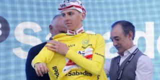 """Pogacar: """"De UAE Tour is mijn eerste grote doel van het seizoen"""""""