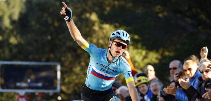 Fraaie zege Aleksandr Vlasov in Tour de La Provence