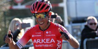 Nairo Quintana zet Tour du Var naar zijn hand