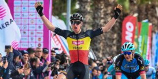 Eerste seizoenzege voor Merlier in Tour of Antalya, Stedman pakt eindwinst