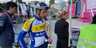 """Kenneth Van Rooy derde in Tour of Antalya: """"Hoop dit jaar meer finales te rijden"""""""