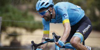 """Laurens De Vreese na val in Tour Down Under: """"Pijn is nu pas draaglijk"""""""
