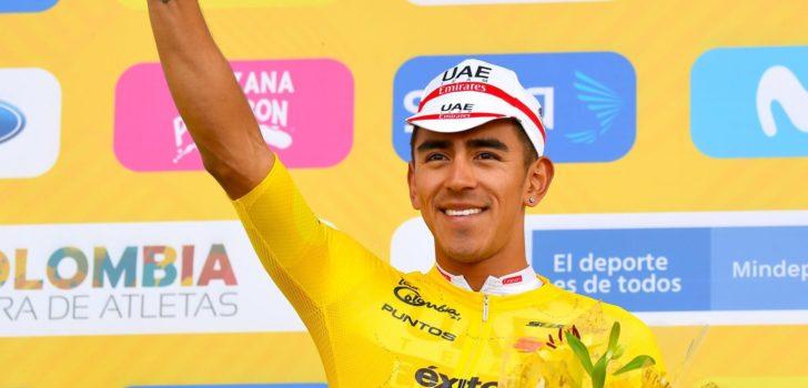 Volg hier de vierde etappe van de Tour Colombia 2020
