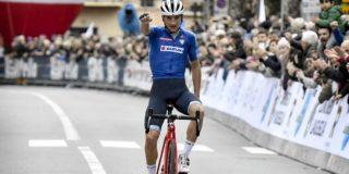 Giulio Ciccone laat Italianen juichen in Trofeo Laigueglia