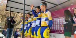 """Kenneth Van Rooy: """"Proberen de Tour of Antalya te winnen vandaag"""""""