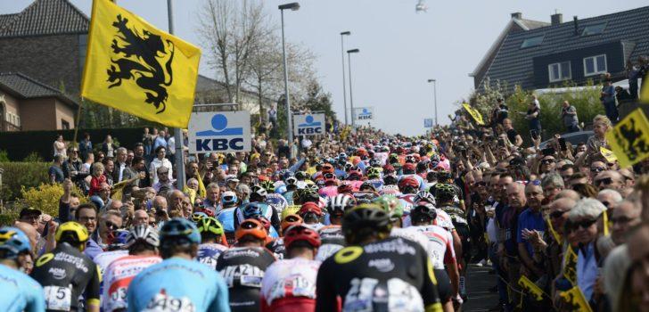 """Burgemeester Kluisbergen: """"De Ronde van Vlaanderen in oktober organiseren, dat gaat niet"""""""