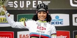 "Ceylin del Carmen Alvarado richt zich op WK Mountainbike: ""Doel is top-15"""