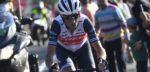 Nibali omringd door Stuyven en Theuns in Parijs-Nice