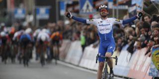 Kasper Asgreen wint Kuurne-Brussel-Kuurne na knappe solo