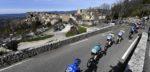 Waslijst aan renners verlaat Parijs-Nice