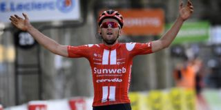 Tiesj Benoot soleert naar winst in zesde etappe Parijs-Nice