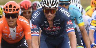 """Mathieu van der Poel herbeleeft Ronde van Vlaanderen 2019: """"Ik had vooraan moeten opdraaien"""""""