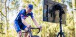 Sanders sterkste in Ronde van Zwift, Van der Poel en ploeggenoten weggereden