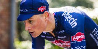 """Mathieu van der Poel: """"Als het kan, debuteer ik dit jaar nog in de Tour de France"""""""