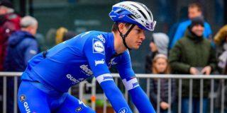 Amerikaan van Deceuninck-Quick-Step geweigerd op vlucht naar Amsterdam