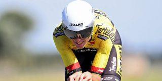 Julien Van Den Brande breekt heup bij valpartij Baloise Belgium Tour